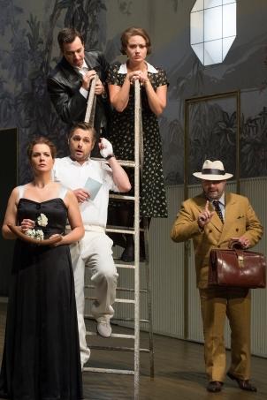 43. Opernhaus Zürich - Le Nozze di Figaro - eine Oper von Wolfgang © Judith Schlosser