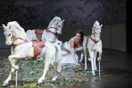 46. Opernhaus Zürich - Le Nozze di Figaro - eine Oper von Wolfgang © Judith Schlosser