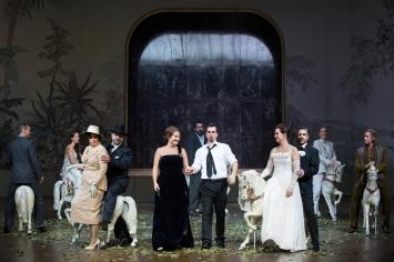 49. Opernhaus Zürich - Le Nozze di Figaro - eine Oper von Wolfgang © Judith Schlosser